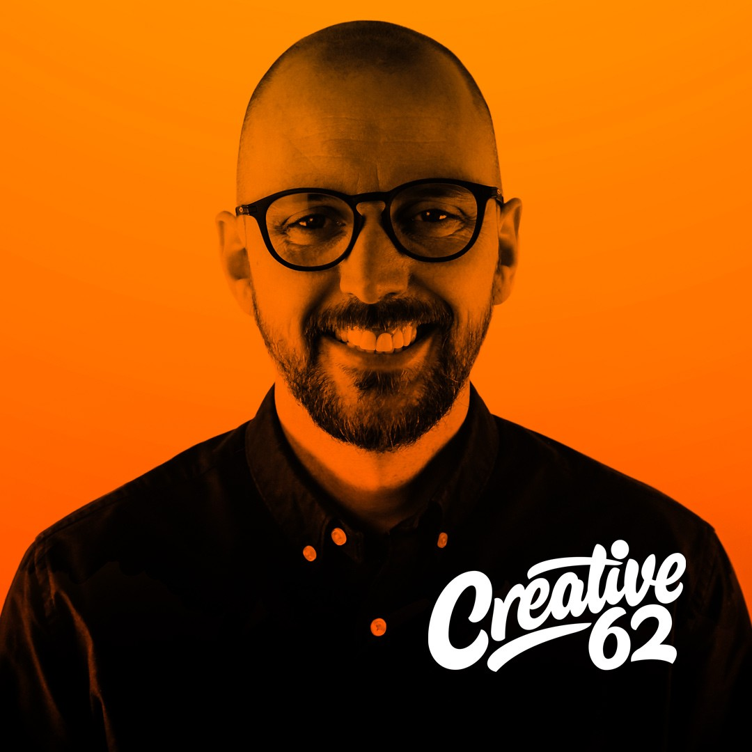 Adam Lister a new addition to the Creative62 team
